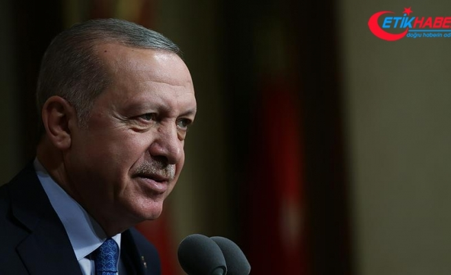 Erdoğan: Bolton'ın İsrail'den verdiği mesajı kabullenmemiz mümkün değil