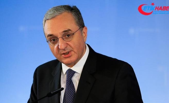 Ermenistan Dışişleri Bakanı Mnatsakanyan: Türkiye-Ermenistan ilişkilerinin normalleşmesini istiyoruz