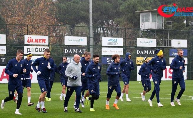 Fenerbahçe'de Giresunspor maçı hazırlıkları başladı