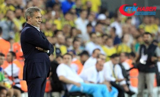 Fenerbahçe, Ersun Yanal ile ilk maçına çıkıyor