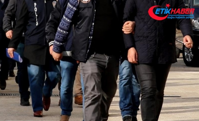 FETÖ'nün jandarma yapılanmasından 9 zanlıya tutuklama
