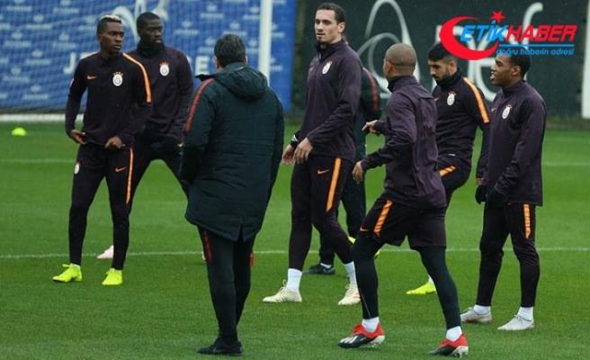 Galatasaray, Porto maçına hazır