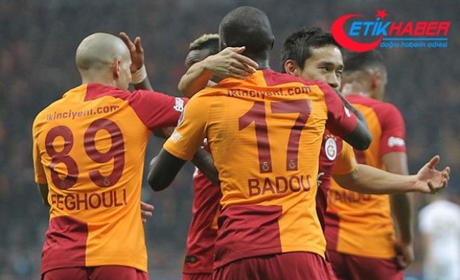 Galatasaray - Demir Grup Sivasspor: 4-2