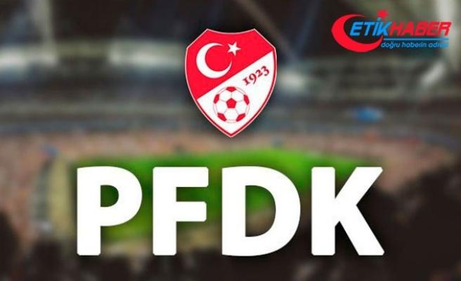 Beşiktaş, Fenerbahçe ve Trabzonspor PFDK'da