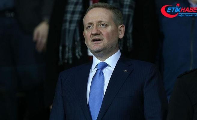 Göksel Gümüşdağ, Galatasaray Kulübü üyeliğinden ayrıldı