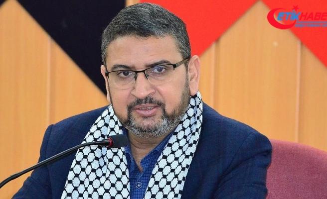 Hamas Sözcüsü Sami Ebu Zuhri: ABD İsrail'i bölgede meşrulaştırmayı hedefliyor