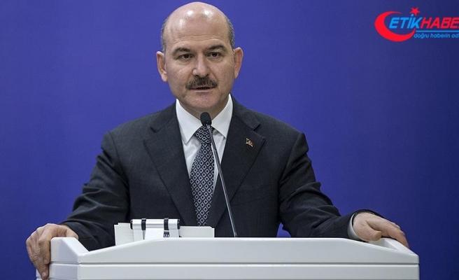 İçişleri Bakanı Soylu: PKK ile mücadelede neredeyse sona yaklaştık