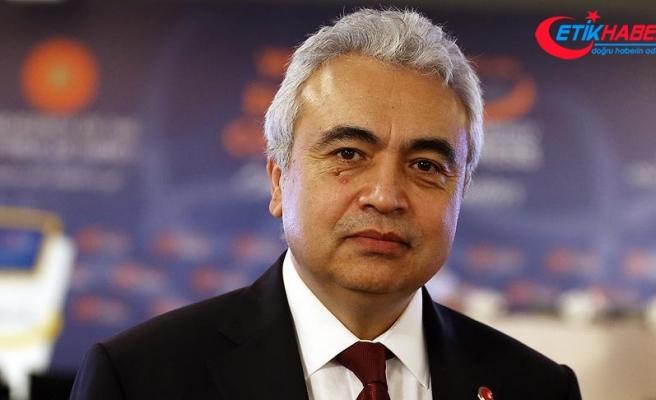 IEA Başkanı Fatih Birol: 2025'te Amerika'nın petrol üretimi Rusya ve Suudi Arabistan'a eşit olacak