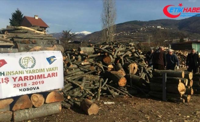 İHH'dan Balkanlar'da 1500 aileye kışlık yardımı