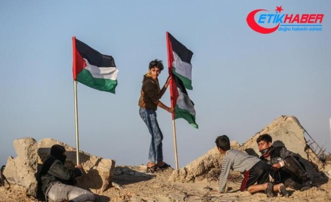 İsrail güçleri son iki günde 100 Filistinliyi gözaltına aldı