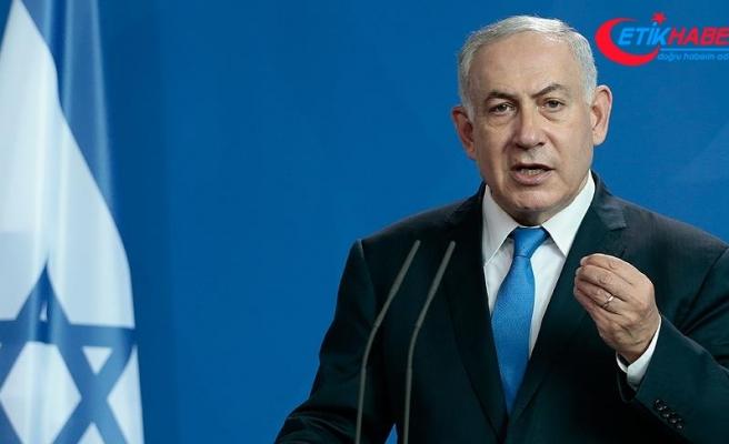 İsrail Başbakanı Netanyahu: İran'ın Suriye'deki varlığına karşı duracağız