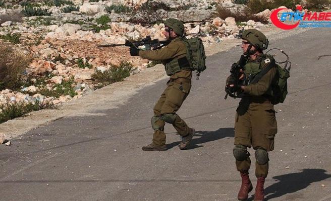 İsrail güçleri Batı Şeria'da 15 Filistinliyi gözaltına aldı