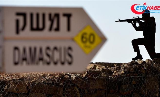 İsrail-Suriye sınırında gerginlik