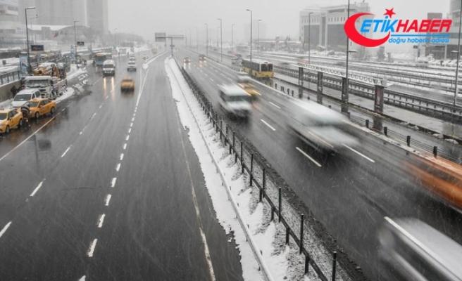 İstanbul'da yılbaşı tedbirleri kapsamında bazı yollar trafiğe kapatılacak