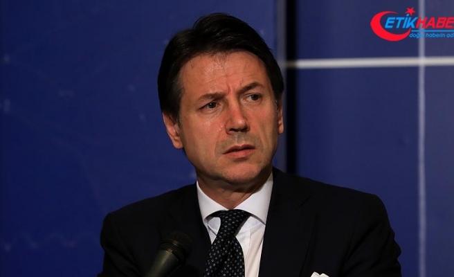 İtalya Başbakanı Conte: AB ile müzakerelerde geri adım atmadık