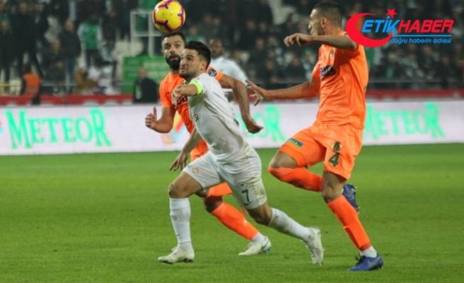 Konyaspor Alanyaspor'u rahat geçti