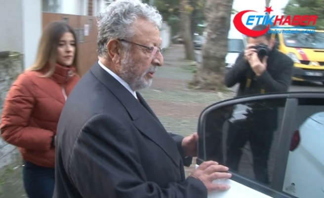 Metin Akpınar polis eşliğinde adliyeye götürülüyor