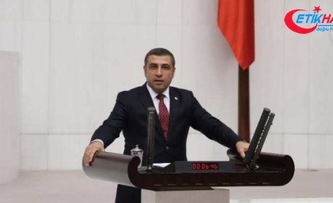 MHP'li Taşdoğan, milli ve yerli silah çağrısı yaptı