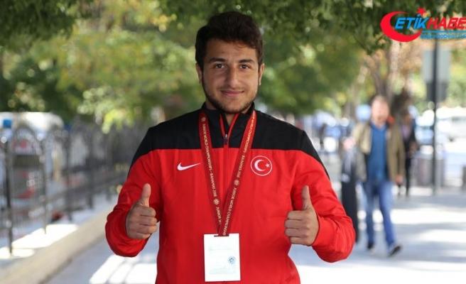 Milli judocu Çiloğlu olimpiyat hedefine kilitlendi