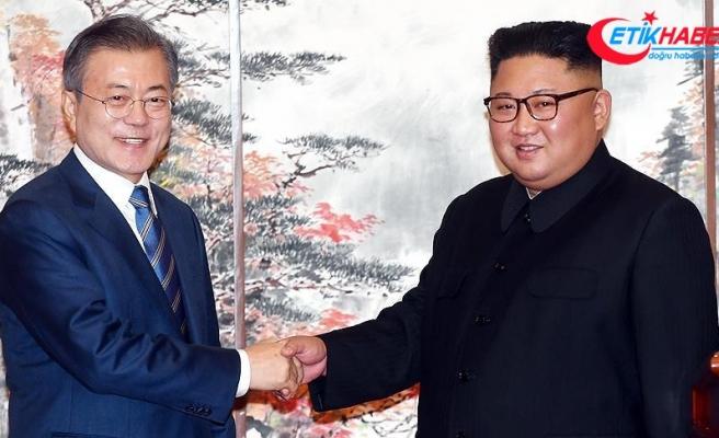 Moon, Kim'in mektubunu memnuniyetle karşıladı