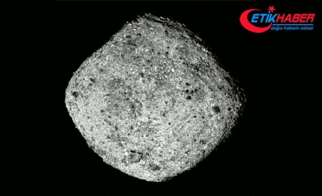 NASA'nın uzay aracı gök taşı Bennu'ya ulaştı