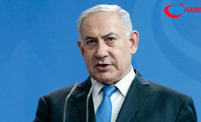 Netanyahu: 'İsrail ajanları belirli aralıklarla İran'a gidiyor'