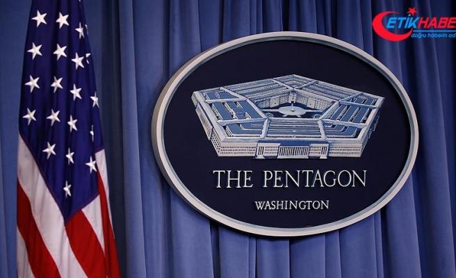 """Pentagon'dan Suriye'de """"güvenli bölge"""" açıklaması"""