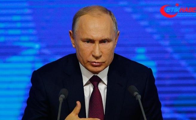 Rusya Devlet Başkanı Putin: Türkiye ve Rusya Avrasya'nın güvenliğini güçlendirmeye devam edecek