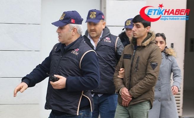 Samsun'daki PKK operasyonunda 2 tutuklama
