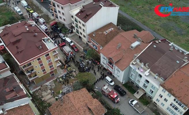 Sancaktepe'de düşen helikopterde yaralanan Yılmaz hastanede şehit oldu
