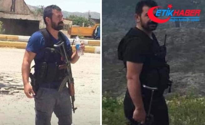 Şehit polis memuru, 2 yıl önce yüzlerce kişi ve çocuğun hayatını kurtarmış