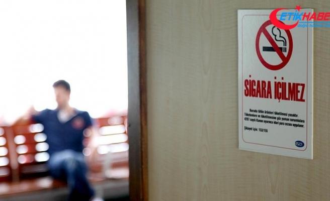 Sigarada 'çapraz denetime' 614 bin lira ceza
