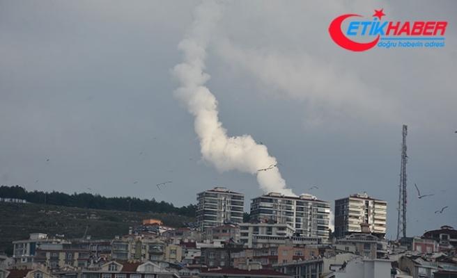 Sinop'ta yerli füze deneme atışları yapıldı