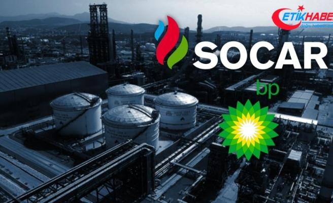 SOCAR ve BP İzmir'de petrokimya tesisi kurmayı planlıyor