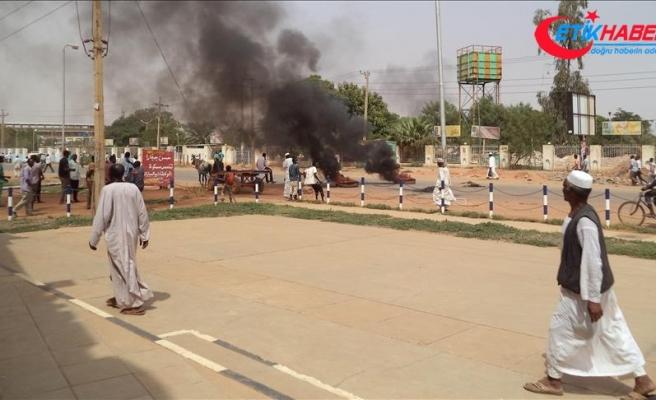'Sudan'daki gösterilerde 22 kişi hayatını kaybetti'