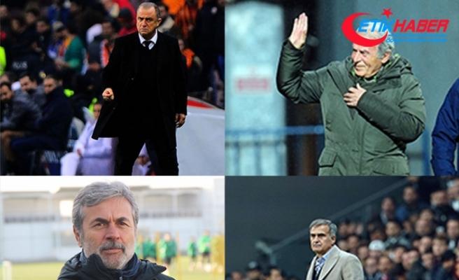 Süper Lig'de yabancı teknik direktör kalmadı