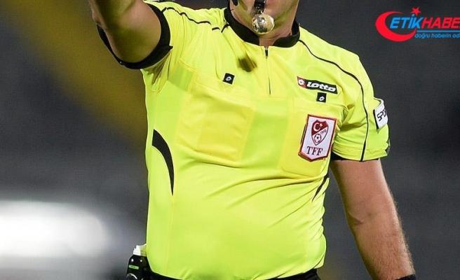 Süper Lig'de 15. hafta maçlarını yönetecek hakemler açıklandı