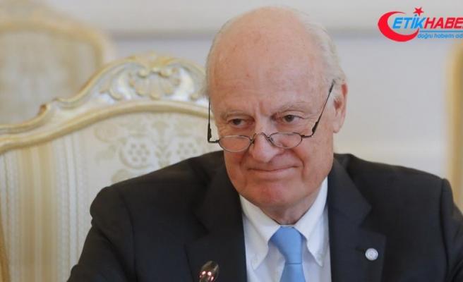 'Suriye'de anayasa komitesi için gidilecek bir mil daha var'