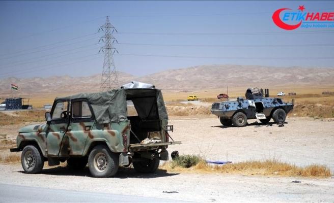 Telafer'de bombalı saldırı : 2 ölü 13 yaralı