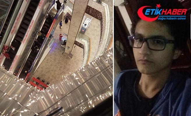 TIP öğrencisinin AVM'de feci ölümü