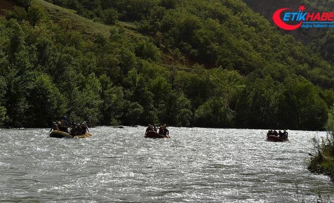 Tunceli, Dünya Rafting Şampiyonası'na ev sahipliği yapacak