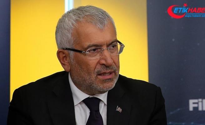 'Türk Eximbank ihracatçıya 44 milyar dolar destek sağladı'