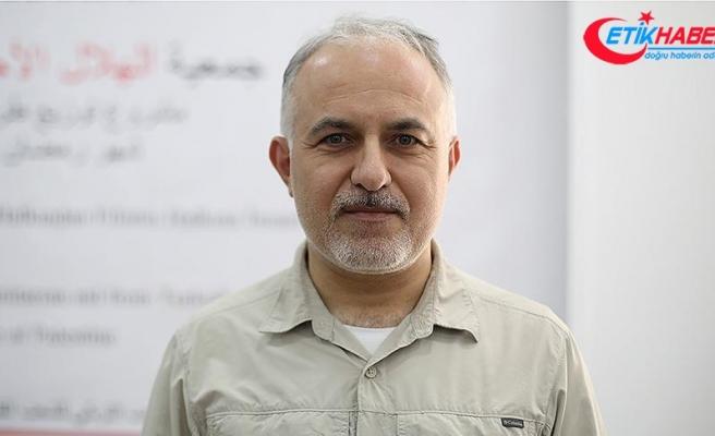 Türk Kızılayı Genel Başkanı Kınık insani yardım için Yemen'de