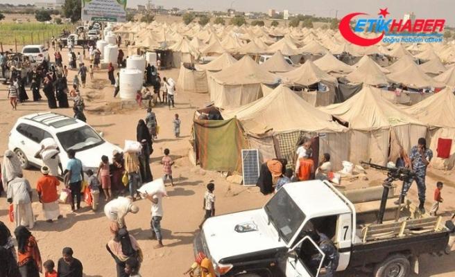 Türk Kızılayı'ndan Yemen'de savaştan etkilenen bölgelere ziyaret