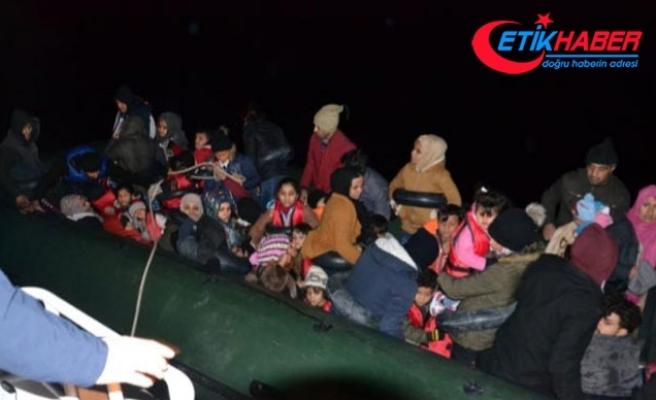 Türkiye'de 13 yılda 1.25 milyon düzensiz göçmen yakalandı