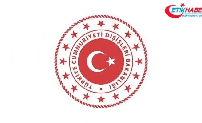 Türkiye'den Endonezya'ya taziye mesajı