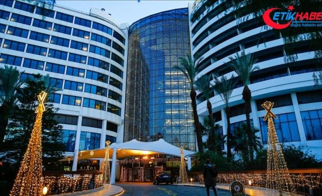 Türkiye otel doluluk oranında en yüksek artışı yaşayan ülke