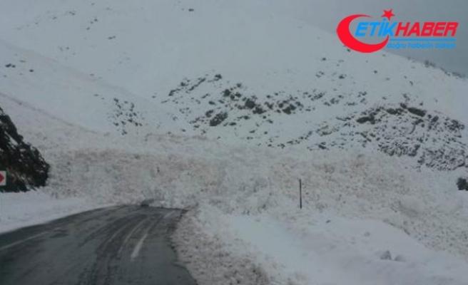 Van, Hakkari ve Bitlis'te 104 yerleşim birimiyle ulaşım kesildi