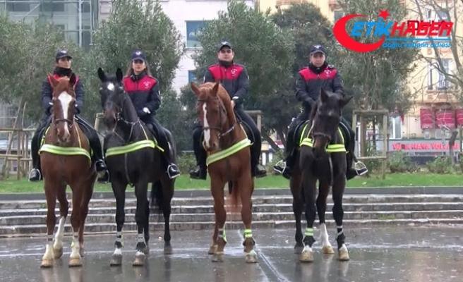 Yılbaşında İstanbul genelinde 39 bin polis görev yapacak