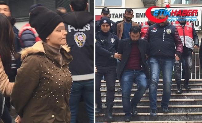 31 kişinin 5 milyon lirasını çalan telefon dolandırıcıları yakalandı
